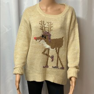 Sweaters - A Cute Ugly Sweater😮 Large. Get it early!